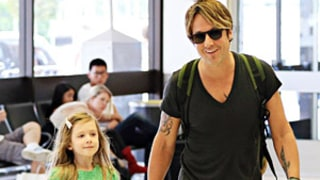 Keith Urban Talks About His Daughters With Nicole Kidman: They