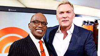 Sam Champion Stops By Today Show, Talks Longtime Al Roker Friendship: Watch the Video
