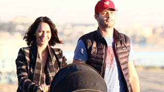 Jennifer Love Hewitt Resurfaces Post-Baby With Stroller, Husband: First Picture!