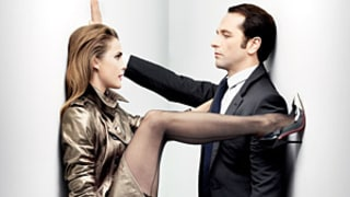 Keri Russell Straddles Matthew Rhys in Sexy GQ Spread: See the Picture!