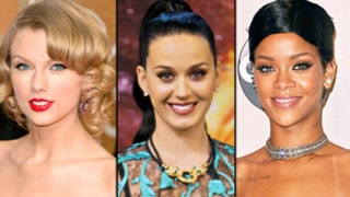 Taylor Swift, Rihanna, Katy Perry, and More at Grammys 2014: What the Stars Should Wear