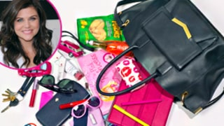 Tiffani Thiessen: What's In My Bag?