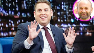 Jonah Hill Tells Jimmy Fallon Why Joe Pesci Put His Fingers Up His Butt