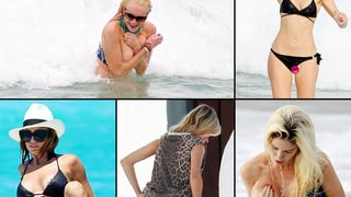 Celebrity Bikini Malfunctions