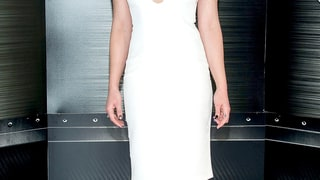 Abbie Cornish: Robocop Photo Call