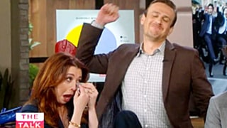 Alyson Hannigan Cries Over Saying Goodbye to How I Met Your Mother Husband Jason Segel