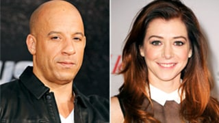 Vin Diesel Rocks Out to Beyonce, Katy Perry; Alyson Hannigan Cries Over Jason Segel: Top Stories