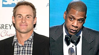 Andy Roddick Spoofs Jay Z's Grammys Acceptance Speech With Horrible Impression