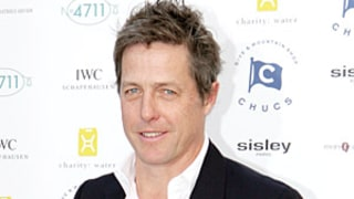Hugh Grant Fathers Third Love Child, Swedish TV Producer Anna Elisabet Eberstein Welcomed Son in September 2012
