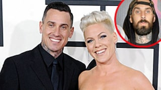 Pink's Husband Carey Hart Mistaken for Travis Barker by Ellen DeGeneres Show