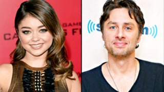 Sarah Hyland Gets Hilariously Dissed by Rihanna; Zach Braff Mixes Up Dating Sites: Top 10 Tweets