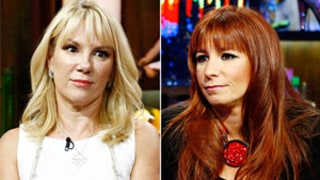 Ramona Singer Slams Jill Zarin for Divorce Comment: You're Trying to