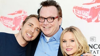 Kristen Bell's Husband Dax Shepard Offered to Be Tom Arnold's Sperm Donor
