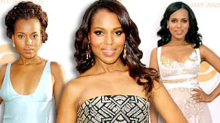 Kerry Washington's Red Carpet Style Evolution