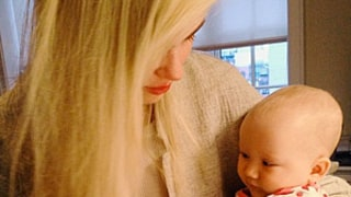 Ireland Baldwin Bonds With Baby Sister Carmen, 5 Months, In New Picture