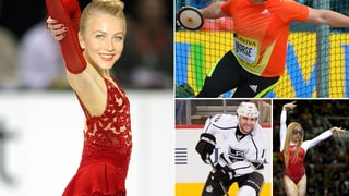 Stars Choose Their Olympic Sports