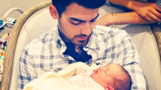 Joe Jonas Meets Kevin, Danielle Jonas' Newborn Daughter Alena Rose: See the Cute Uncle Pic!