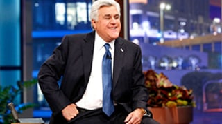 Jay Leno Says Emotional Goodbye to The Tonight Show With Star-Studded Final Episode