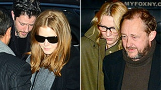 Amy Adams, Cate Blanchett Remember Philip Seymour Hoffman at Wake in New York