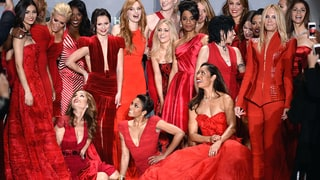 Ladies of the Annual Heart Truth Red Dress Collection
