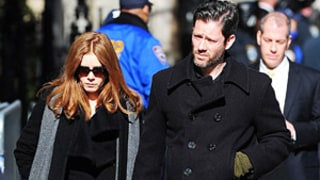 Amy Adams' Rep Addresses Valentino P.R. Mistake at Philip Seymour Hoffman's Funeral,