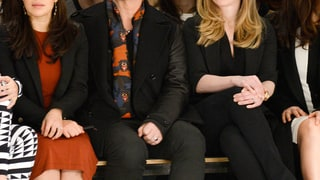 America Ferrera, Bono, and Chelsea Clinton