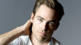 Chris Pine Named Face of Armani Code Fragrance