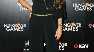 Kyle Richards: The Hungover Games Premiere