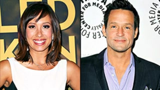 Cheryl Burke of Dancing With the Stars Dating Cougar Town's Josh Hopkins!