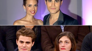 Paul Wesley and Torrey DeVitto/Phoebe Tonkin