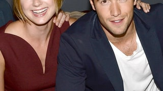 Josh Bowman and Emily VanCamp