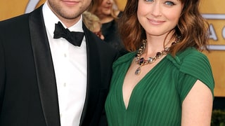 Alexis Bedel and Vincent Kartheiser
