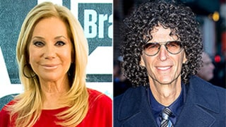 Kathie Lee Gifford Talks Howard Stern Feud: He Apologized, Asked For Forgiveness Two Years Ago
