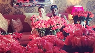 Jason DeRulo Gifts 10,000 Roses to Jordin Sparks For Valentine's Day: