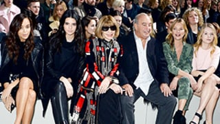Kendall Jenner Sits Next to Anna Wintour Front Row at London Fashion Week: See the Pic