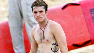 Josh Hutcherson Wants Tattoos