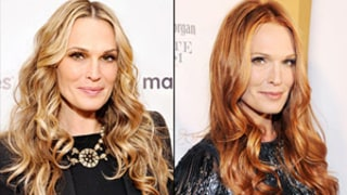 Molly Sims Debuts Red Hair at Sports Illustrated Anniversary Party: See the Pic!