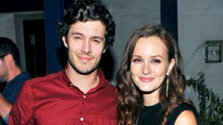 Adam Brody Confirms Marriage to Leighton Meester on Camera