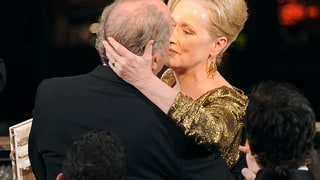Donald Gummer and Meryl Streep