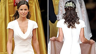 Pippa Middleton: Royal Wedding Dress Fit