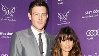 Lea Michele: Cory Monteith and I