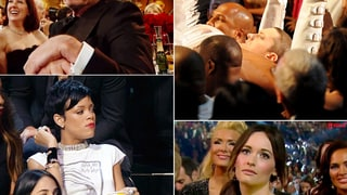 Hilarious Awards Show Audience Reactions