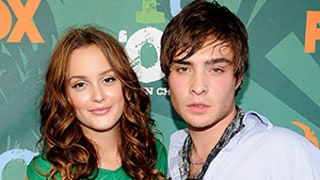Ed Westwick Talks Gossip Girl Costar Leighton Meester's Surprise Wedding: