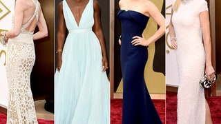 Oscars 2014 Red Carpet Photos: What the Stars Wore