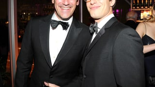 Jon Hamm and Andy Samberg