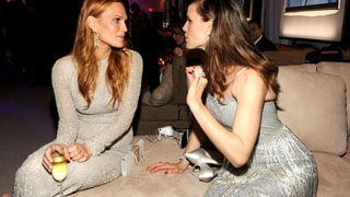 Molly Sims and Jennifer Garner