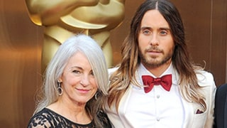 Jared Leto's, Matthew McConaughey's, Other Stars' Hot Moms Steal Spotlight at Oscars