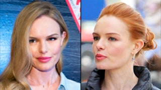 Kate Bosworth Shows Off New Red Hair on Movie Set: Picture
