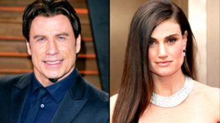 John Travolta Speaks Out on His Idina Menzel/Adele Dazeem Oscars Flub