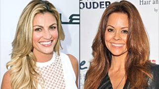 Erin Andrews Wants to Be Like Brooke Burke-Charvet on DWTS, Is